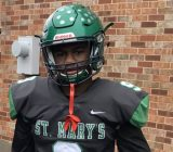 RISING PROSPECT: ST. MARY'S ZYON GAYFIELD PLAYER TO KNOW