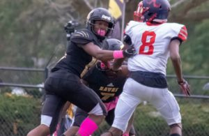 RISING PROSPECT: JARRELL COLE SHOWS SPEED AND VERSATILITY