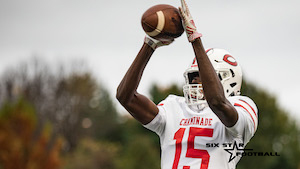 STOCK RISERS: TOP UNCOMMITTED WR PROSPECTS (2022)